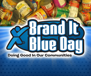 Brand It Blue Day
