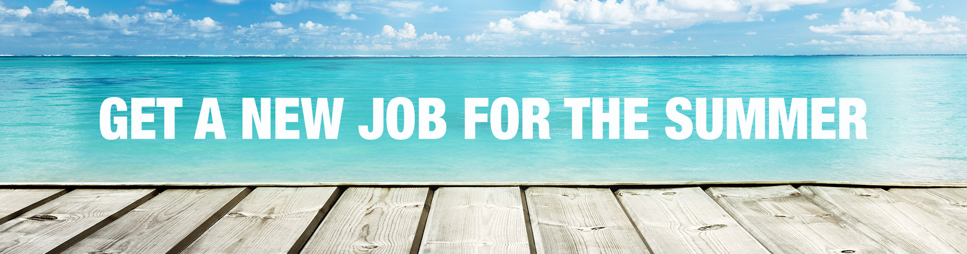 Summer Hiring Front Page Banner - Version 4